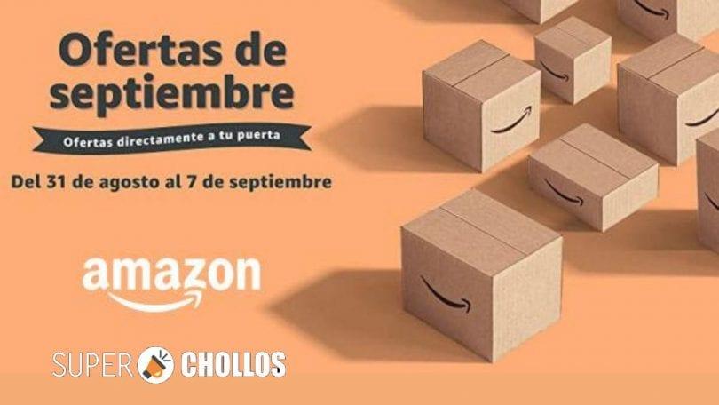 amazon ofertas septiembre SuperChollos
