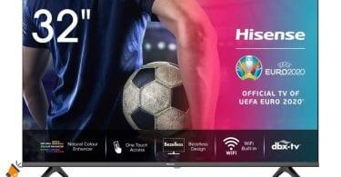 oferta Smart TV Hisense 32AE5500F barata SuperChollos