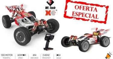 oferta Wltoys XKS 144001 barato SuperChollos
