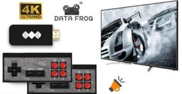 oferta consola Data frog Y2 barata SuperChollos