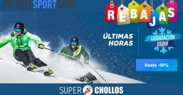 outlet esqui SuperChollos