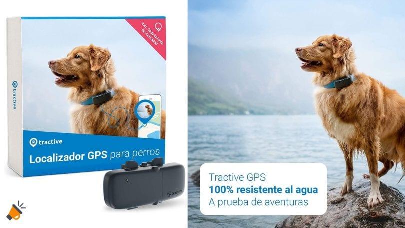 oferta Tractive Localizador GPS barato SuperChollos