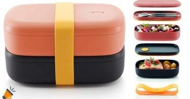 oferta Le%CC%81kue%CC%81 LunchBox To Go barato SuperChollos