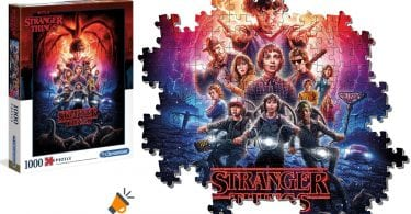 oferta Puzzle Stranger Things barato SuperChollos