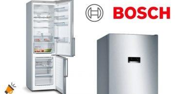 oferta Frigori%CC%81fico Bosch KGN39XIEQ barato barato SuperChollos