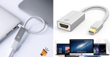 OFERTA Adaptador Mini DisplayPort a HDMI barato SuperChollos