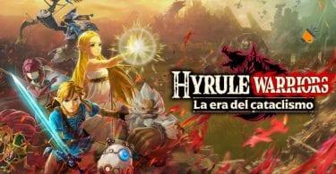 Hyrule Warriors La Era del Cataclismo SuperChollos