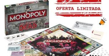 oferta Monopoly The Walking Dead barato SuperChollos