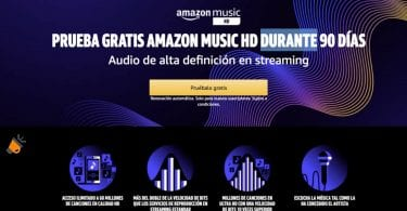 Amazon Music HD gratis SuperChollos