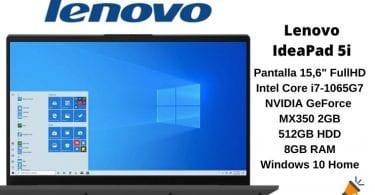 OFERTA Lenovo IdeaPad 5i BARATO SuperChollos