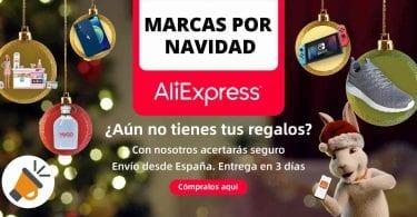 aliexpress brand week navidad ofertas superchollos SuperChollos