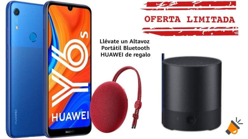 oferta Huawei Y6s barato SuperChollos