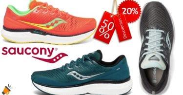 oferta Saucony TRIUMPH 18 zapatillas baratas SuperChollos
