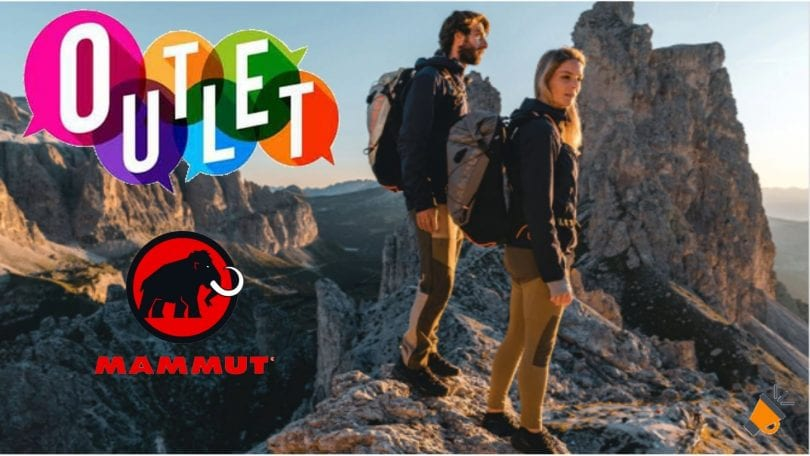 oferta OUTLET MAMMUT SuperChollos