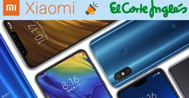corte ingles moviles xiaomi baratos SuperChollos