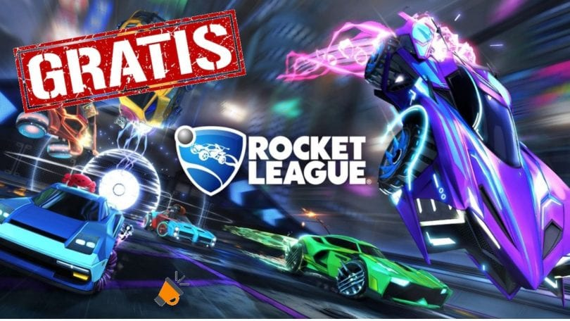 Rocket League gratis SuperChollos