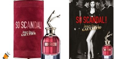 oferta Jean Paul Gaultier SO SCANDAL barata SuperChollos