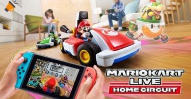 oferta Mario Kart Live Home Circuit barato SuperChollos