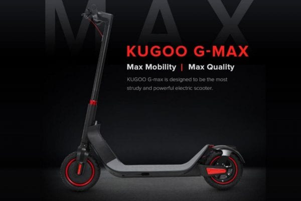 KUGOO G Max barato SuperChollos