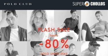 ofertas rebajas polo club SuperChollos