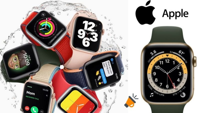 oferta Apple Watch Series 6 barato SuperChollos