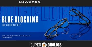 hawkers blue blocking baratas SuperChollos