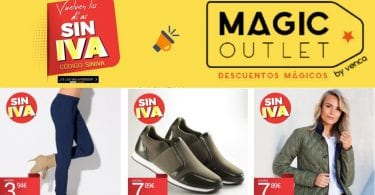 ofertas magic outlet dia sin iva SuperChollos