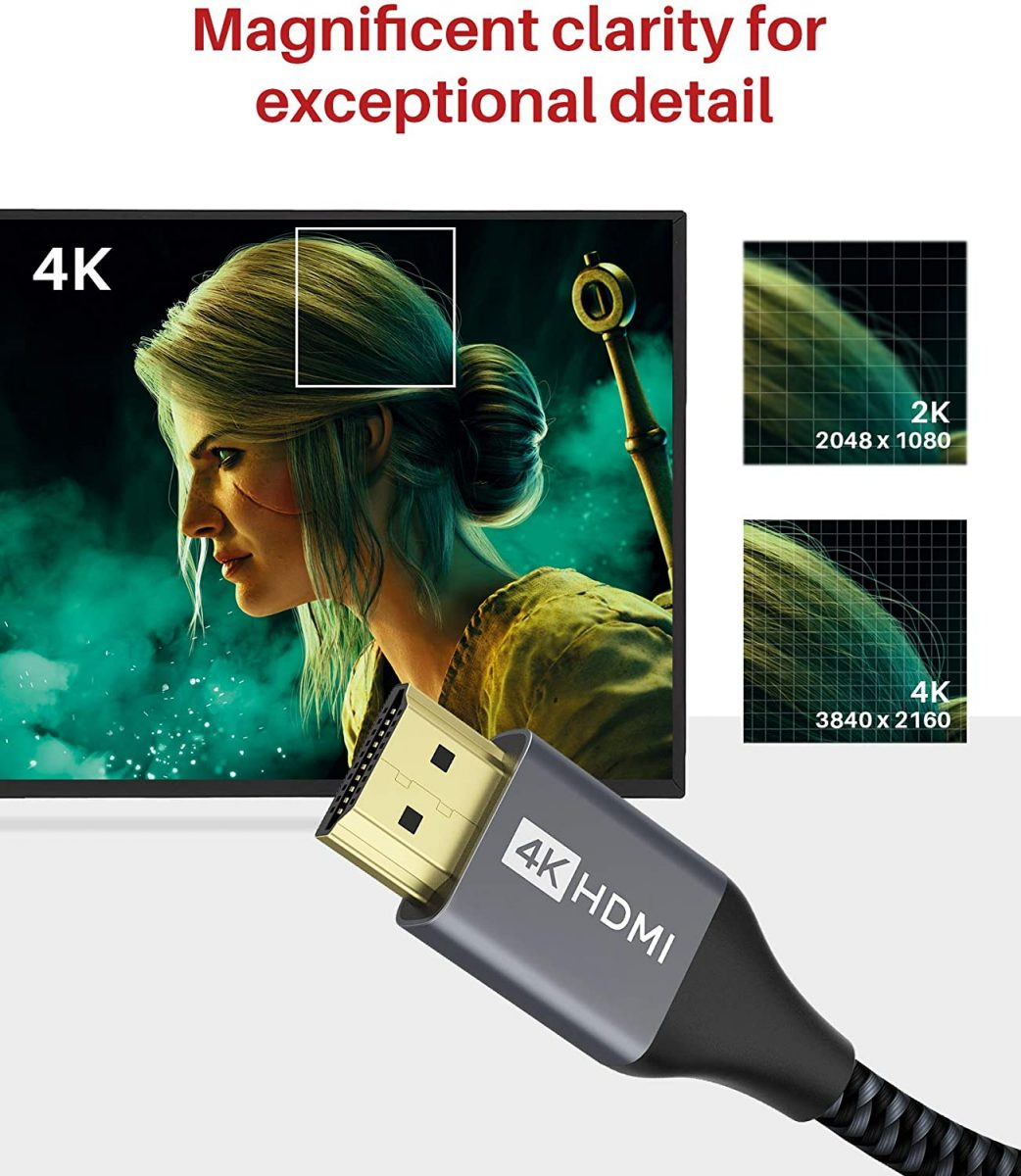 Cable HDMI 2.0 4K iVanky barato scaled SuperChollos