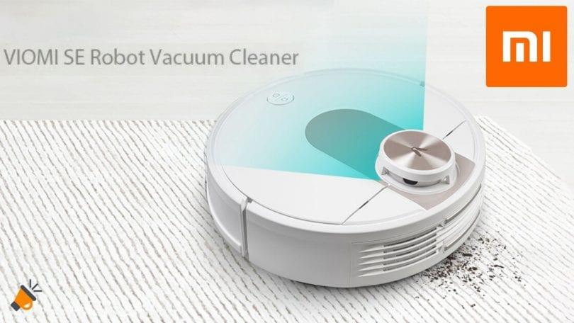 oferta VIOMI SE robot aspirador barato SuperChollos