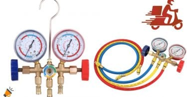 oferta Conjunto de refrigeracio%CC%81n de aire acondicionado barato SuperChollos