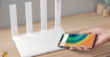 oferta Huawei WiFi AX3 barato SuperChollos
