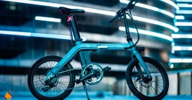 oferta Bicicleta ele%CC%81ctrica Fiido D11 barata SuperChollos