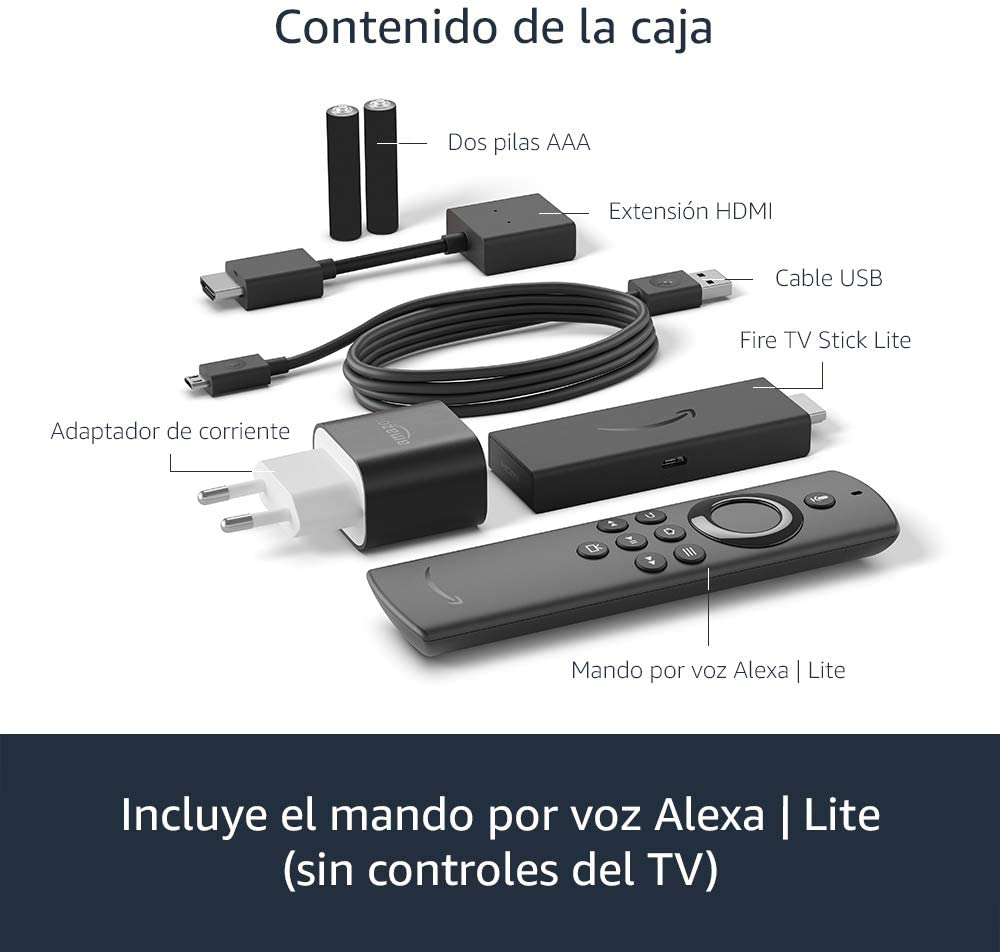 Fire TV Stick Lite SuperChollos