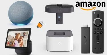 ofertas dispositivos amazon echo SuperChollos