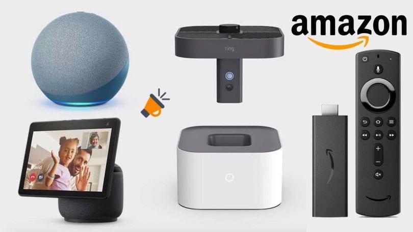 ofertas dispositivos amazon echo SuperChollos
