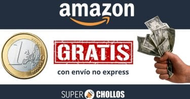 amazon euro gratis SuperChollos