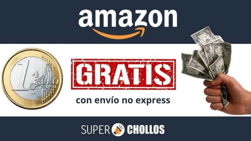 amazon euro gratis SuperChollos