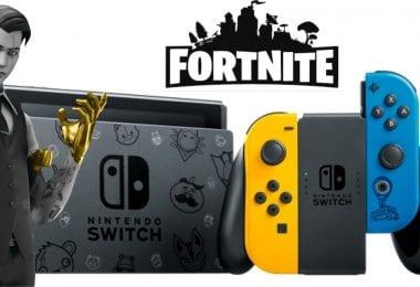 Nintendo Switch Fortnite barata SuperChollos