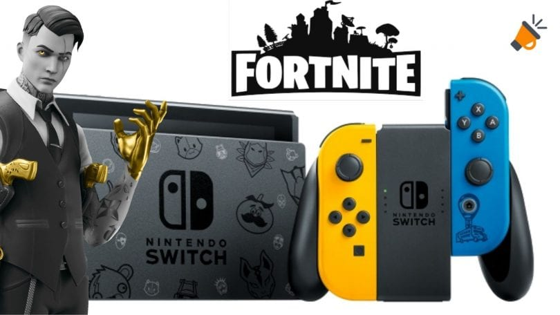 Nintendo Switch Fortnite barata SuperChollos