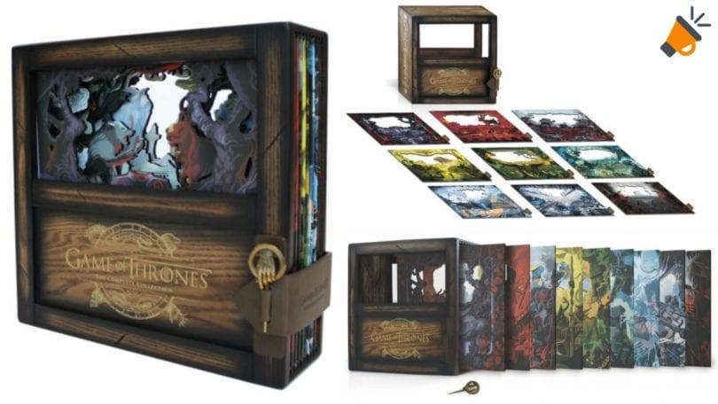 oferta juego tronos coleccionista SuperChollos