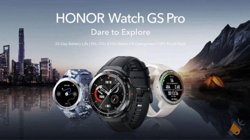 oferta Honor Watch GS Pro barato SuperChollos