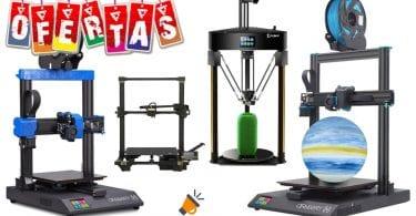 ofertas impresoras 3d baratas SuperChollos