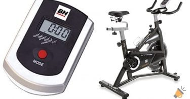 oferta Bicicleta spinning BH Khronos Basic II barata SuperChollos