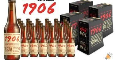 oferta cerveza 1906 Reserva Especial barata SuperChollos