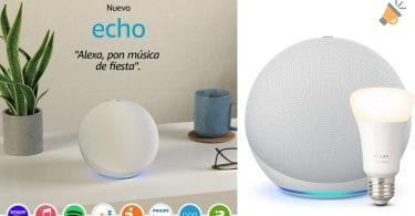 amazon echo 4 generacion barato SuperChollos