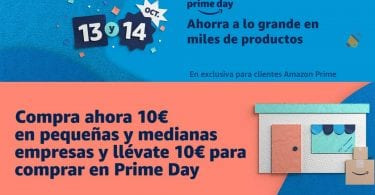 10 euros gratis amazon prime day SuperChollos