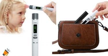 oferta termometro portatil barato SuperChollos