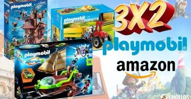 3x2 playmobil amazon SuperChollos