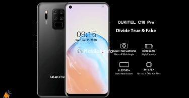 oferta OUKITEL C18 Pro barto SuperChollos