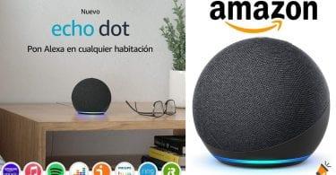 oferta Echo Dot 4.a generacio%CC%81n barato SuperChollos